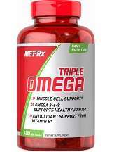 MET Rx Triple Omega Review