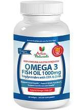 Activa Naturals Omega 3 Fish Oil Review