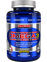 All Max Nutrition Omega 3 Review