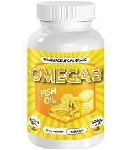 Vita Vibrance Omega 3 Fish Oil Review