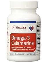Dr. Sinatra Omega-3 Calamarine Review