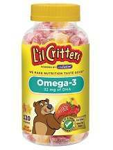 L'il Critters Omega 3 Review
