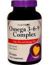 Natrol Omega 3-6-9 Complex Review