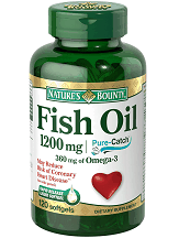 Nature s bounty fish oil review for Nature s bounty fish oil review
