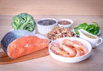 Omega-3 Fatty Acids - Three Main Types